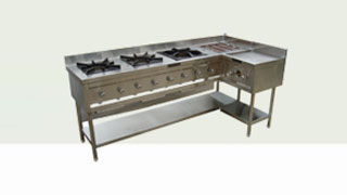 Commercial Kitchen Equipment Manufacturers In Himachal Pradesh | Stainless Steel Kitchen Equipments HP